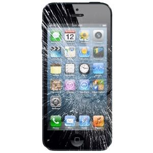 מסך-אייפון-שבור