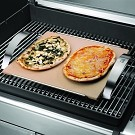 6430K 2010 Weber Style Pizza Stone Global Feature With Food